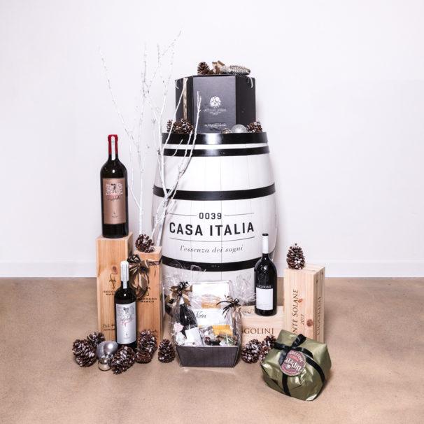 Geschenkideen italienische Spezialitäten Weihnachten